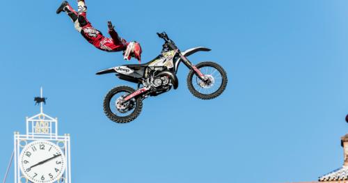 Moto - Freestyle - Les acrobates du deux roues à Tours