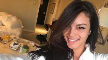 """Zuleyka Rivera, la modelo de """"Despacito"""", muy guapa sin maquillaje y en sexy bikini; mírala"""