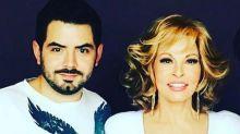 Victoria Ruffo crea controversia tras recortar de una foto de su hijo a su ex Eugenio Derbez