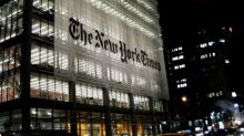 NY Times' Efforts to Counter Soft Ad Revenues Gain Traction