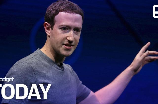Read Mark Zuckerberg's media Q&A on data security