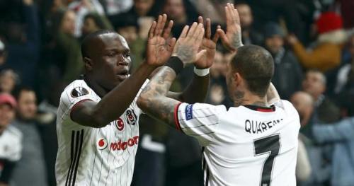 Foot - TUR - Besiktas renverse Trabzonspor