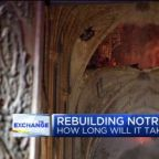Several weeks, months to estimate full extent of Notre Dame damage, says NYU professor