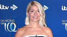 Holly Willoughby wears spring-ready £69 floral dress on This Morning