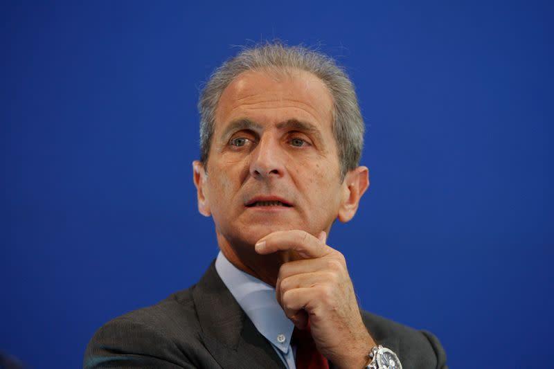 Le maire de Toulon Hubert Falco quitte les Républicains