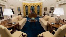 Biden renueva la Oficina Oval: un busto de César Chávez reemplaza a un polémico retrato que puso Trump