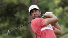 Finau, Palmer share early lead at Memorial as Tiger hangs on
