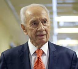 Former Israeli president Shimon Peres in grave condition: media