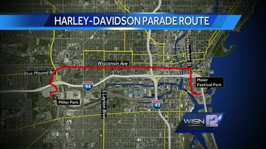 Parade route may be bumpy for riders
