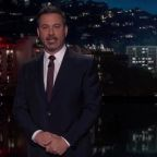 Jimmy Kimmel on impeachment: 'This will be the first draft Trump can't dodge'