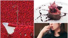 《東京喰種》餐廳血洗銀座 4萬支紅玫瑰食物血淋淋