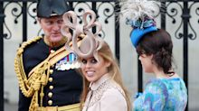Royal milliner Philip Treacy feared he would see his 'head on a spike' after backlash over Princess Beatrice's infamous hat