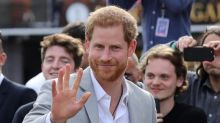 Prince Harry discusses mental health as he carries out first engagement since royal announcement