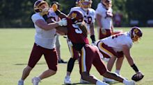 What Chase Young does after losing a practice rep will fire up Washington fans