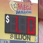 Ticket rush: Mega Millions jackpot reaches $1 billion