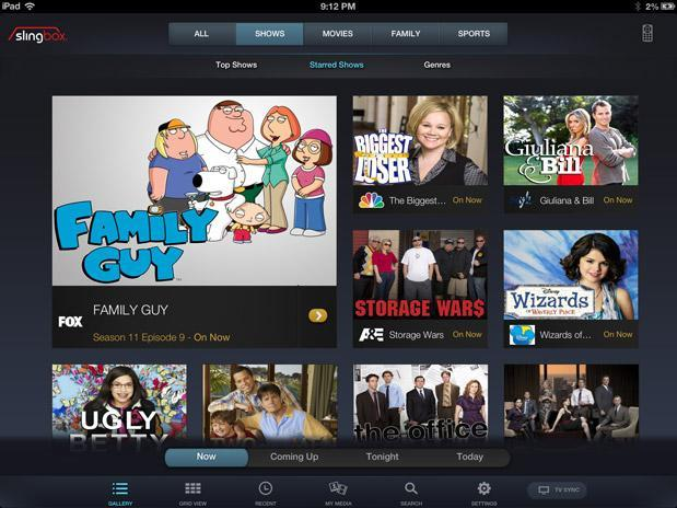 Slingboxes get My Media syncing to USB, Companion iPad app for at-home viewing