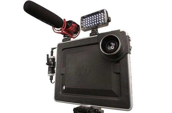 Padcaster's tablet movie rig comes to the iPad mini