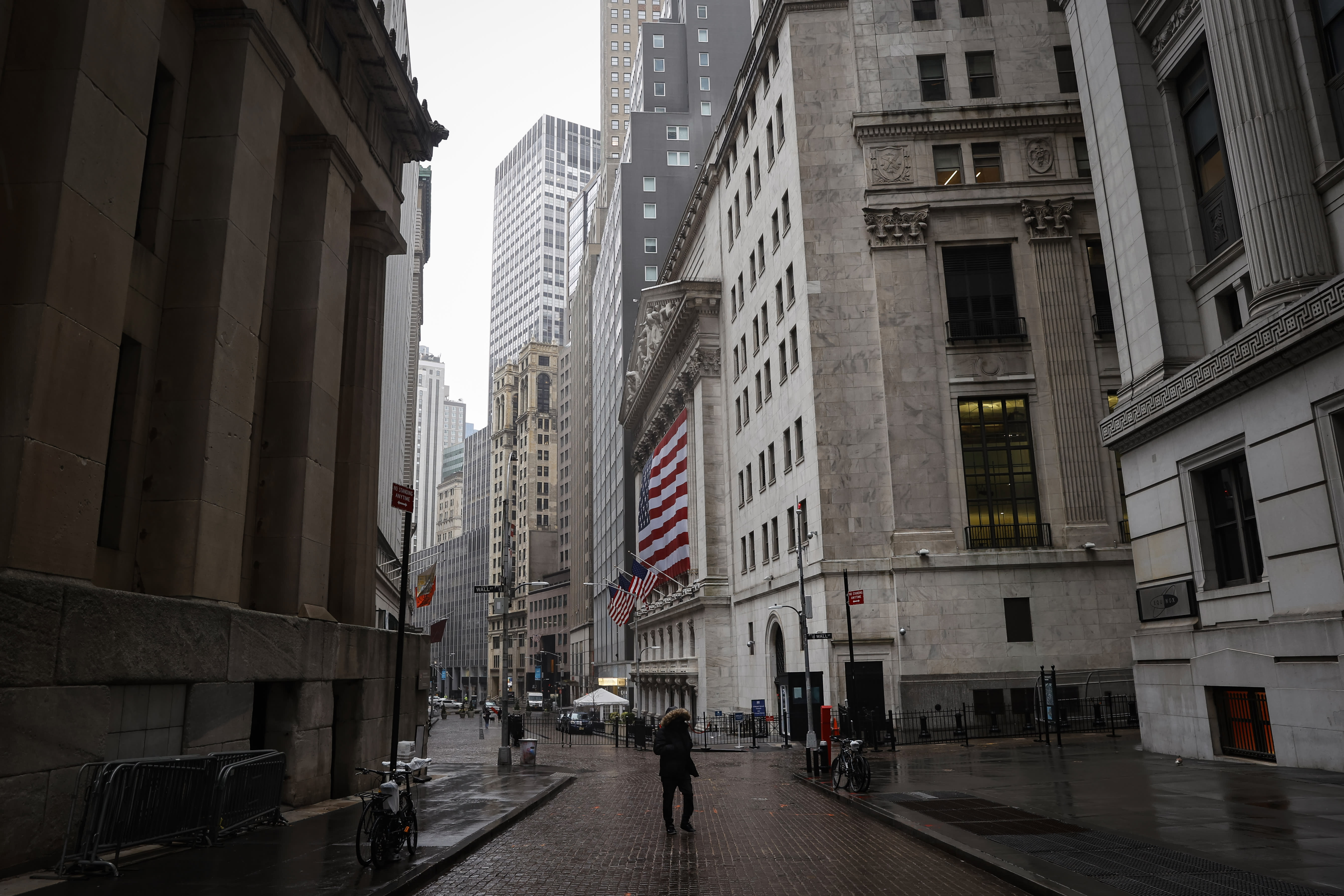 Stock futures fall as concern over virus fallout mounts