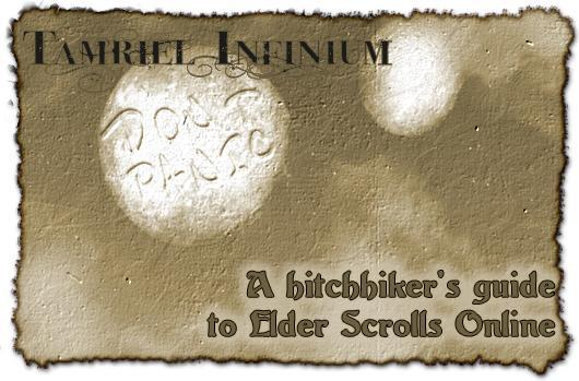 Tamriel Infinium: A hitchhiker's guide to The Elder Scrolls Online