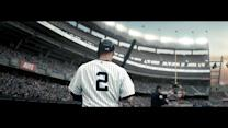 Derek Jeter Is Celebrated in Nike Tip-of-the-Hat Ad