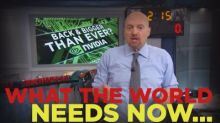 Cramer's Remix: This single statement by Nvidia speaks volumes