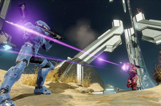 343: Halo 2 Anniversary campaign not at native 1080p