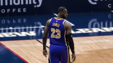 NBA playoff tracker: Lakers and Warriors set for play-in matchup