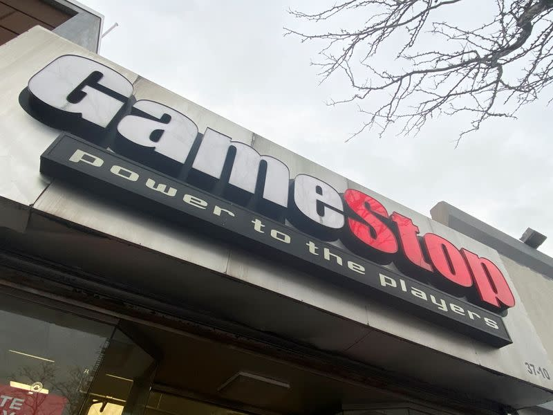 'We love this stock': GameStop effect spreads as calls for ...