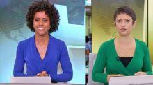 Sandra Annenberg deixa 'Jornal Hoje' e Maju Coutinho assume bancada sozinha