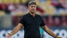 Renato se irrita em coletiva após derrota para o Sport e crava: 'Estamos bem no Brasileiro'