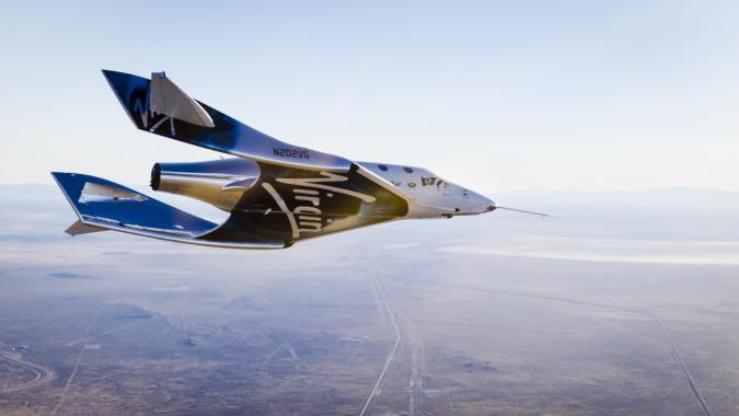 Virgin Galactic's next rocket-powered test flight confirmed for May 22nd