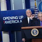 'We don't inevitably have to have a second wave,' says Anthony Fauci, top U.S. infectious-diseases doctor
