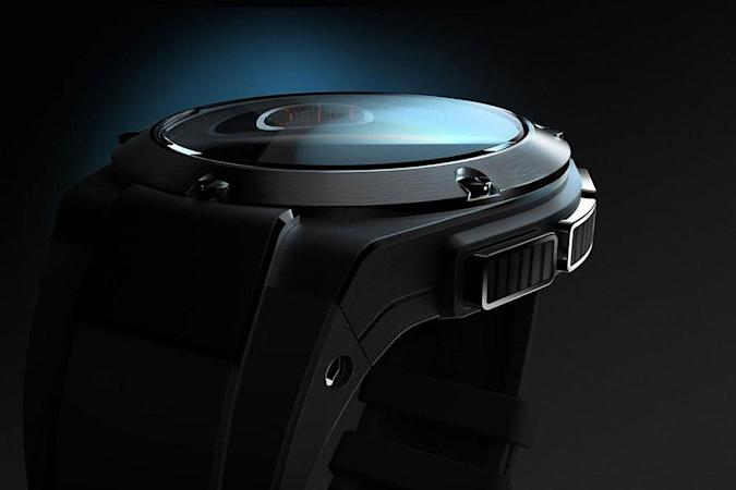 Take a look at HP's luxury smartwatch