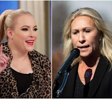 Meghan McCain slams Marjorie Taylor Greene for making Republicans look like 'psychotic barbarians'
