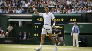 Djokovic tops Federer in epic Wimbledon final