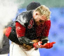 Indians steal one from Red Sox with walk-off error