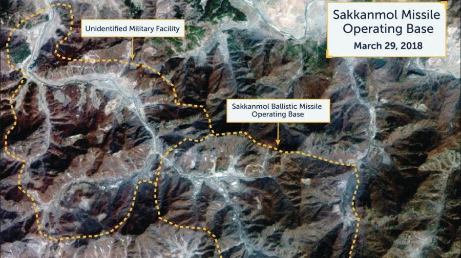 Analysts locate secret North Korean missile sites