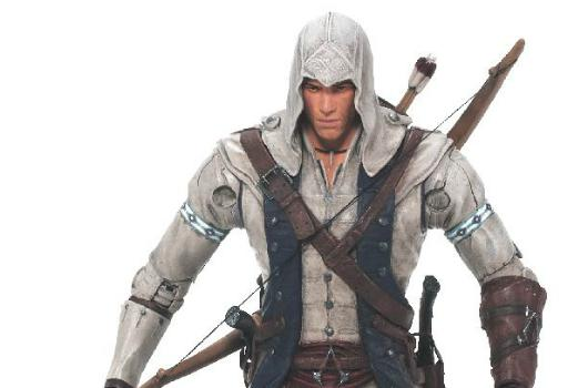 McFarlane making Assassin's Creed 3 action figures