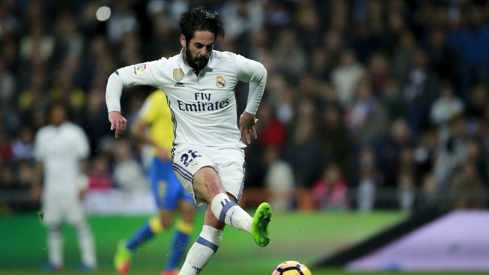 Real Madrids Isco: Schiri-Fehlentscheidungen Teil des Spiels