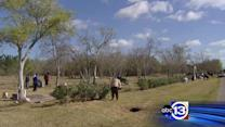 Dickinson's lone black cemetery gets some TLC