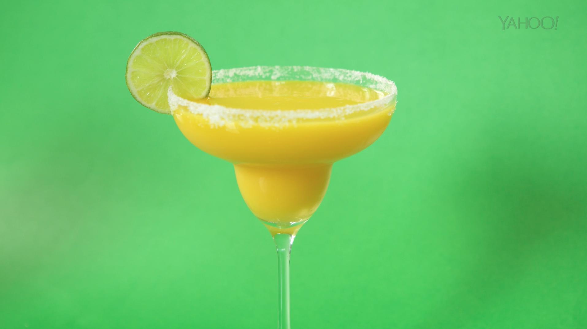 calidad confiable clásico varios estilos Recetas Fáciles: margarita de mango y limón sin alcohol