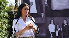 'Nervous' Meghan Markle delivered anti-racism speech with no notes, says friend