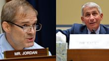 'You're putting words in my mouth': Fauci and Rep. Jim Jordan clash over police-brutality protests at House coronavirus hearing