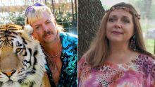 Trump reaviva sin querer la guerra entre Joe Exotic y Carole Baskin (Tiger King)