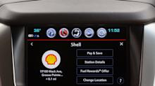 Chevy will soon let you pay for gas from inside your car