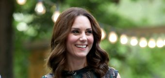 The Duchess of Cambridge is the queen of diplomacy in Markus Lupfer