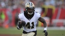 Week 17 fantasy wrap: Alvin Kamara ends rookie season in style