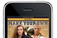 Ralph Lauren launches Make Your Own Rugby app