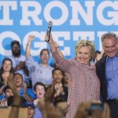 Clinton Camp's Secret Plan to Announce Tim Kaine as Vice President