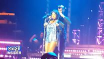 Toni Braxton Addresses Wardrobe Malfunction